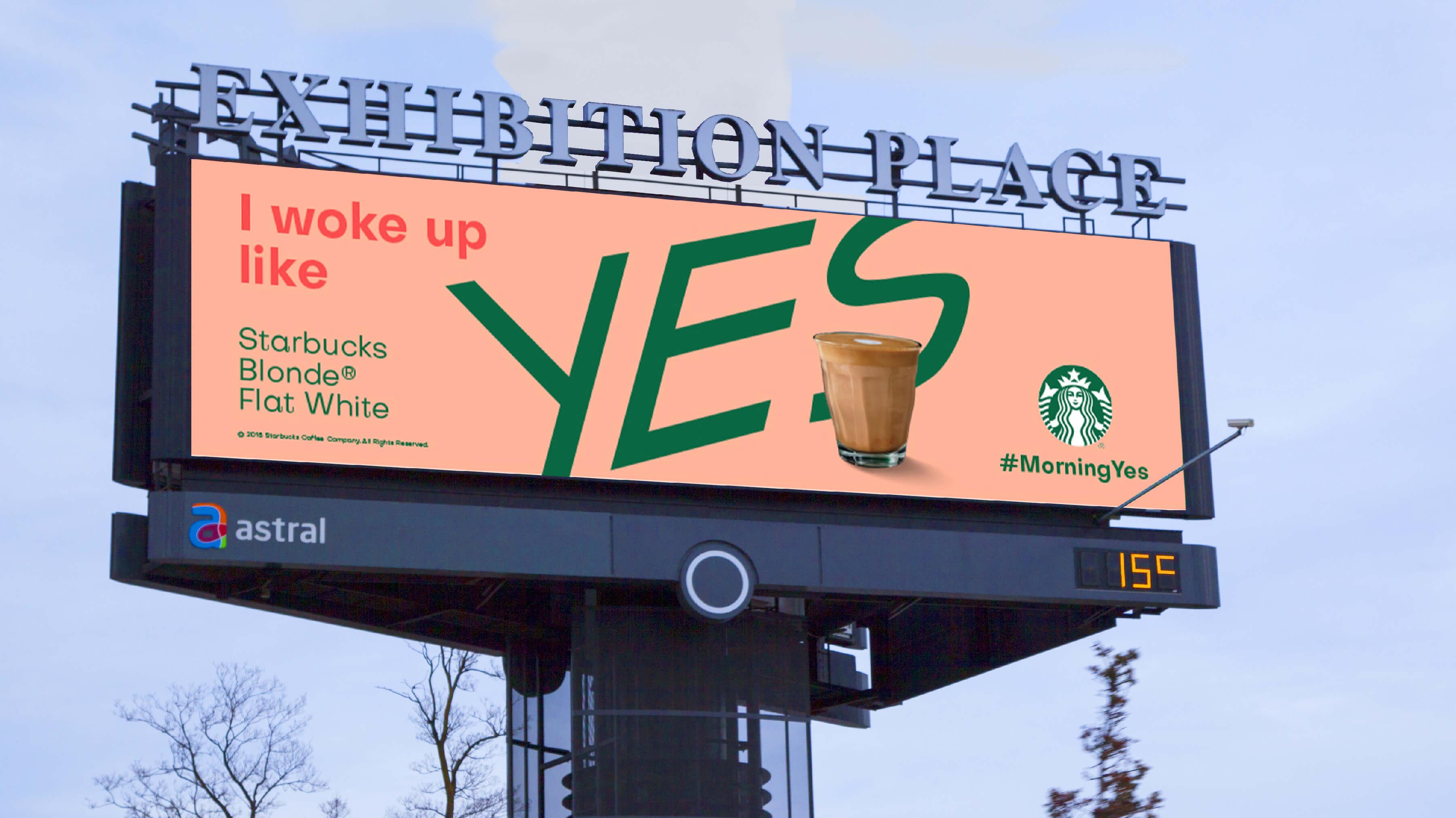 Sid Lee X Starbucks Canada