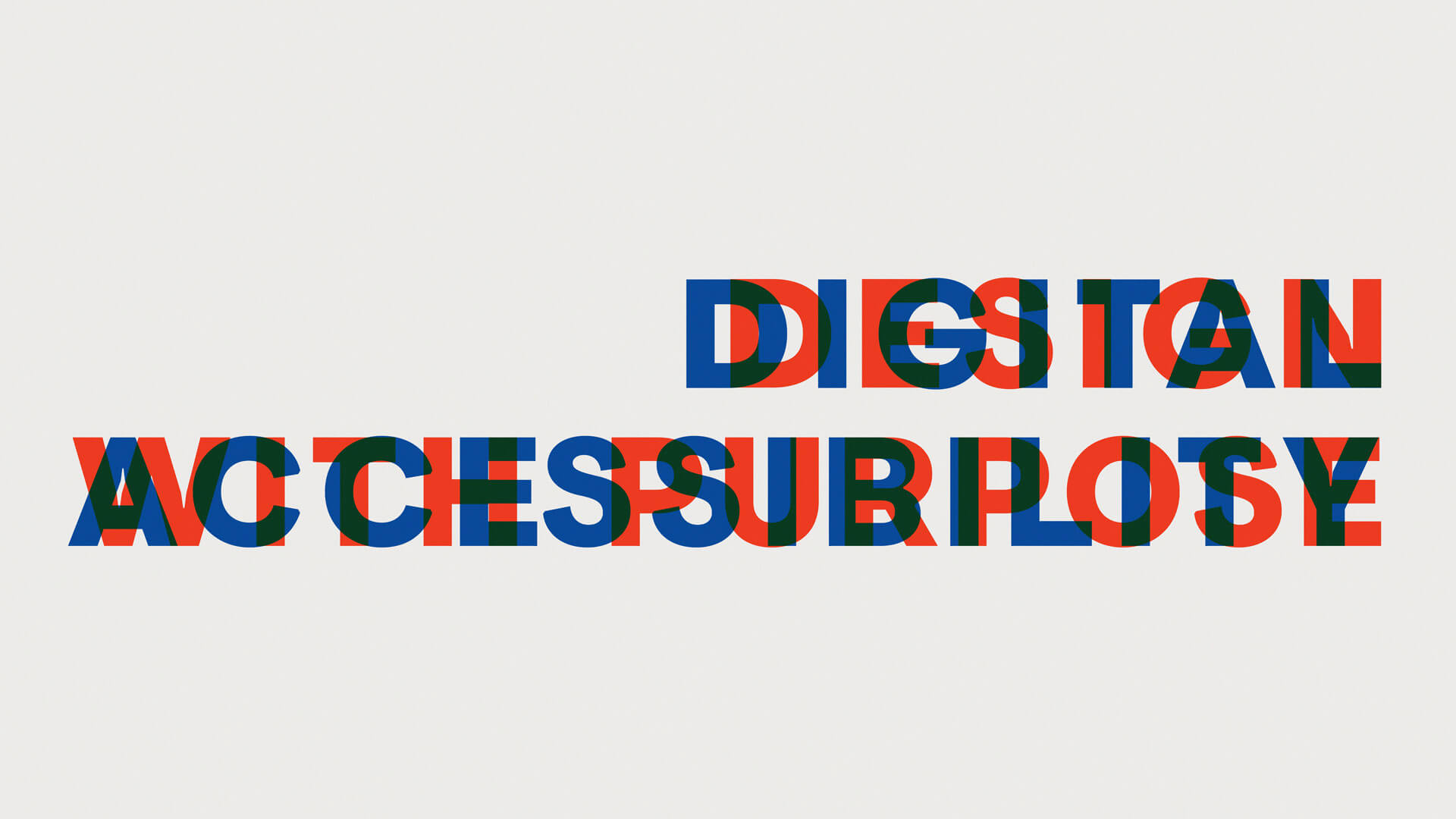 Digital accessibility, design with purpose