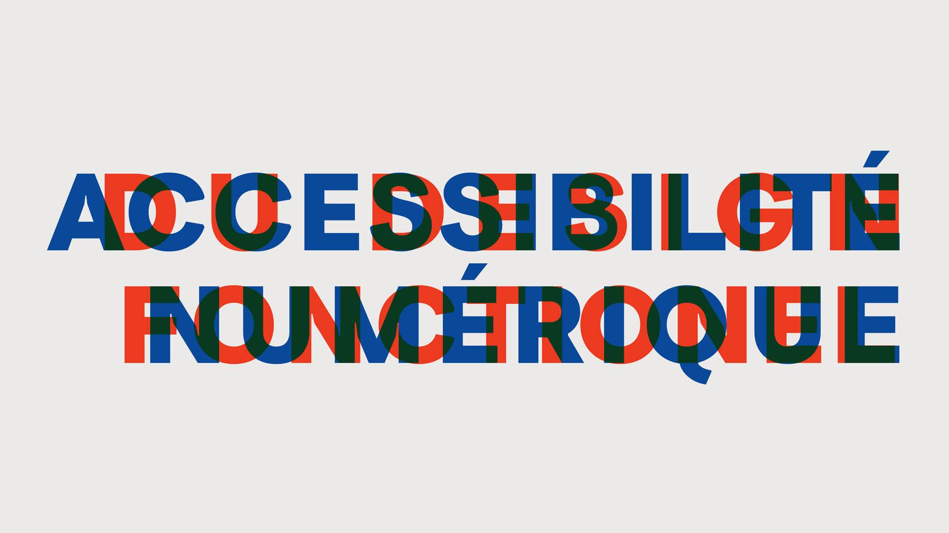 Accessibilité numérique, du design fonctionnel