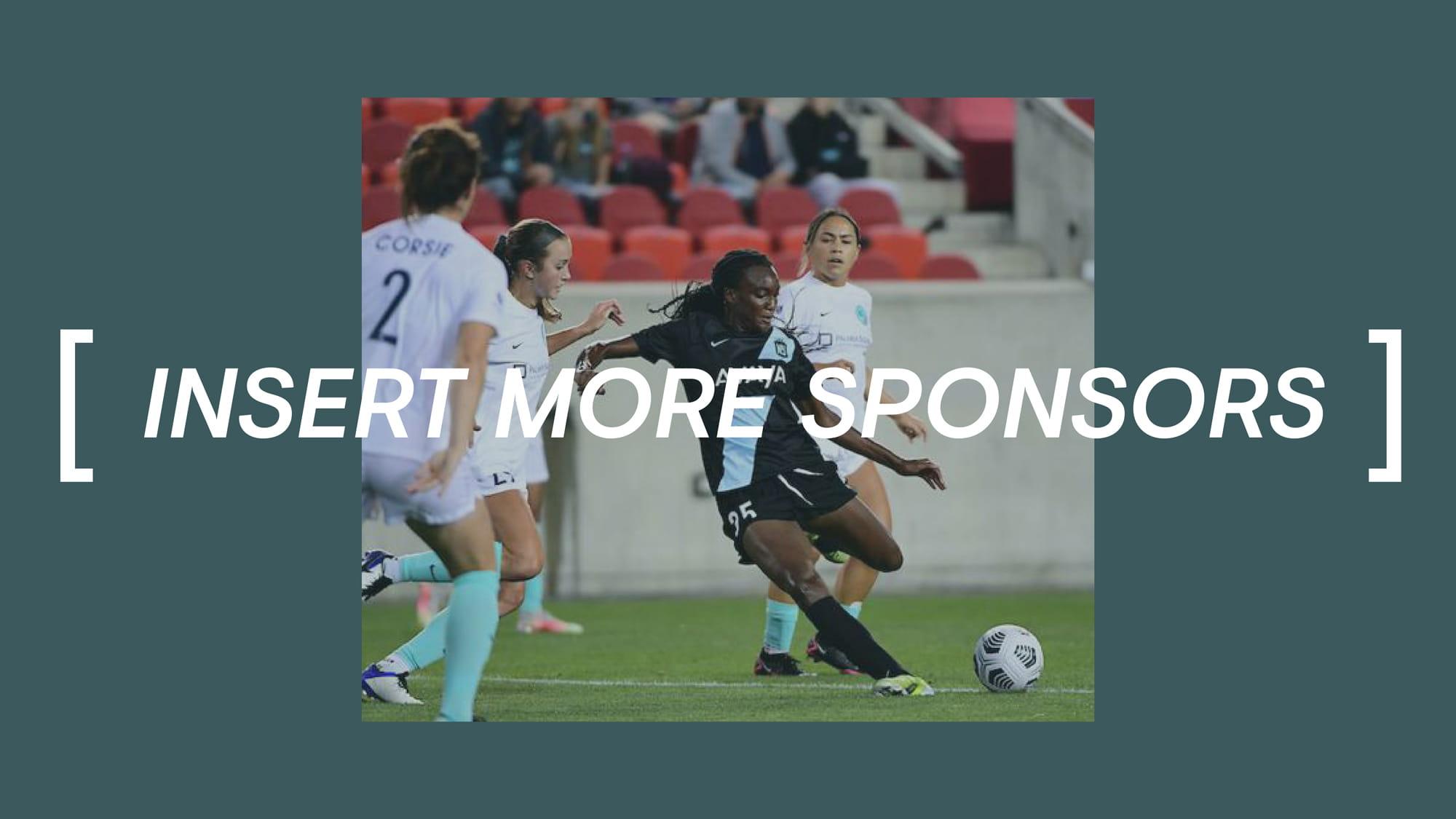 Insert sponsors here