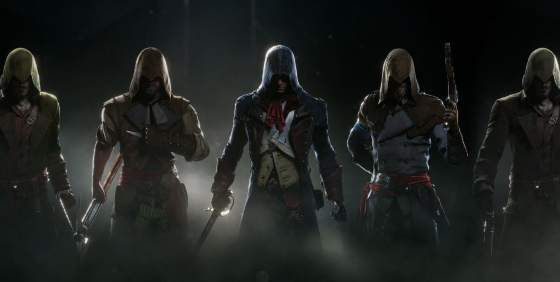 The Fwa Names Assassin S Creed Unity Site Of The Month